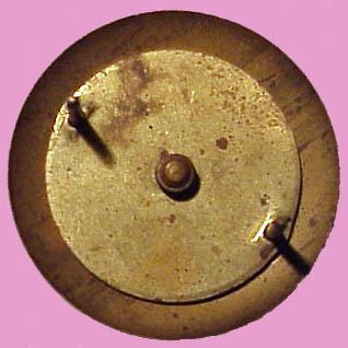 Ordnance Disk Back