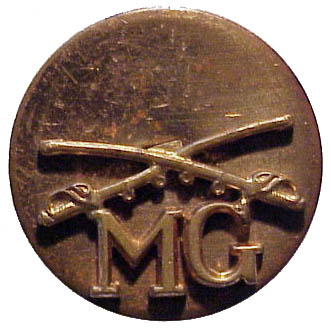 Cavalry Machine Gun Company