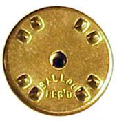 Dating Metallic Insignia: Clutch Fasteners