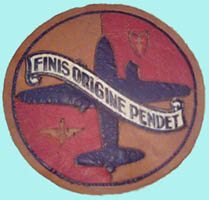 Army air force squadron patches 2