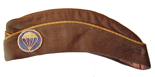 Female Airborne Cap