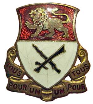 15th Cavalry DI