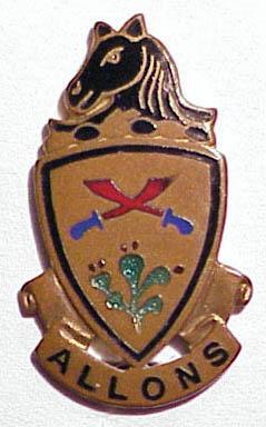 11th Cavalry DI